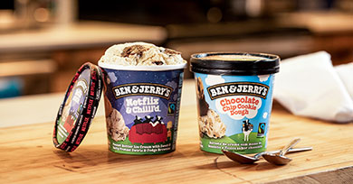 Order Ice Cream Delivery Now! Delivered frozen, every time.