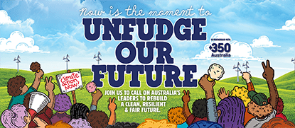header image for Ben & Jerry's Australia's Unfudge Our Future Campaign and Flavor