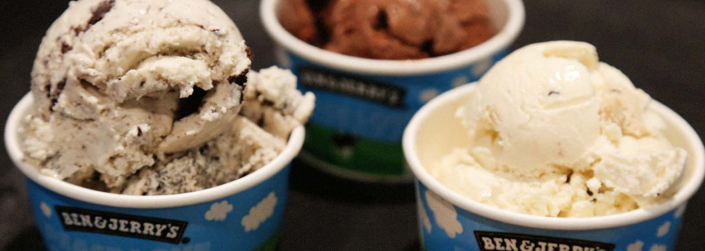 Ben & Jerry's Product and Service Offerings