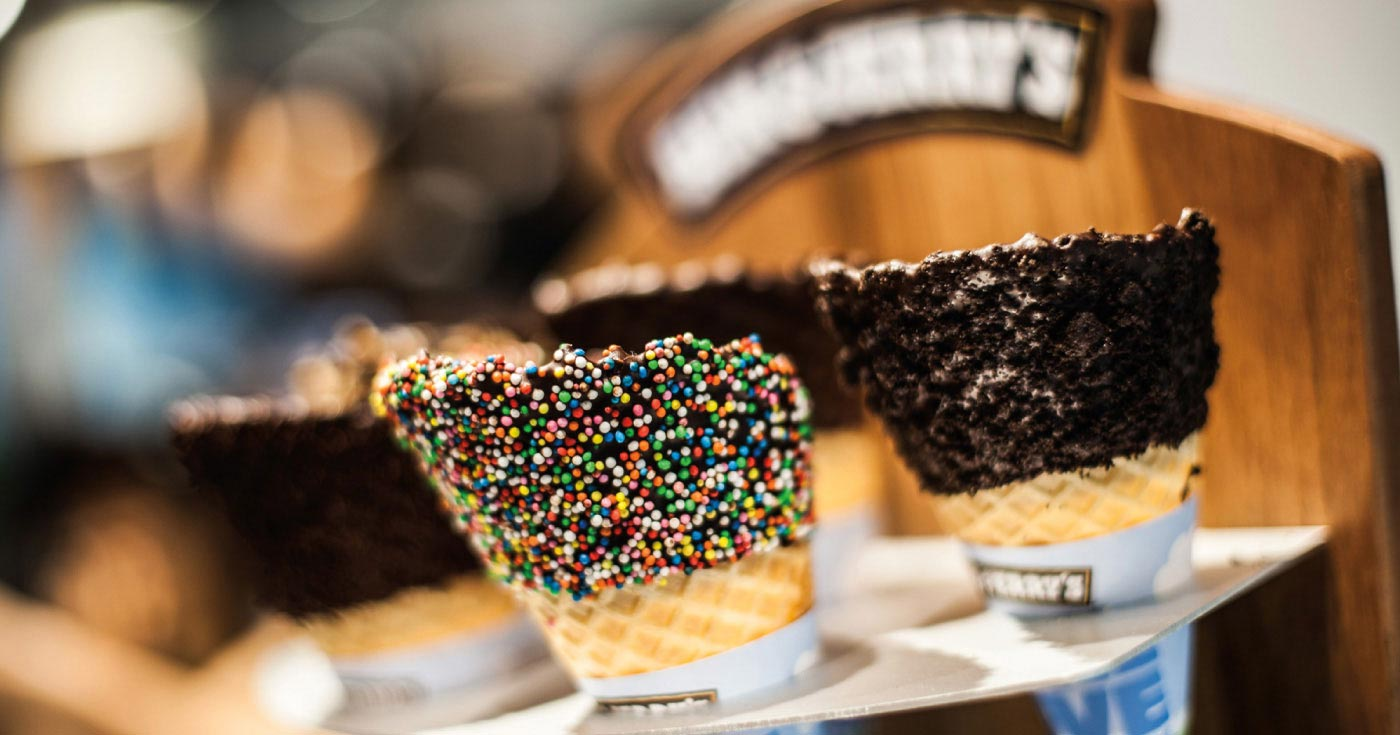 Become a Ben & Jerry's franchisee in Australia / New Zealand