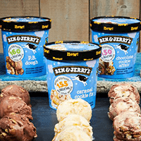 New Ben & Jerry's Moo-phoria