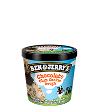 Chocolate Chip Cookie Dough Mini Cup Original Ice Cream Mini Cups