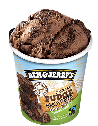 Chocolate Fudge Brownie Pint