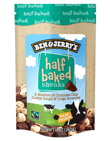 Half Baked® Cookie Dough Bag