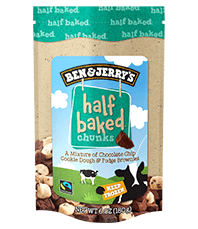 Half Baked® Cookie Dough Cookie Dough Chunks bag