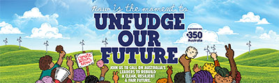 Take action now to Unfudge our Future!