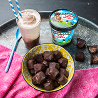Recipe: Ben & Jerry's Ice Cube Tray Truffles