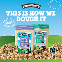 Say hello to our NEW dough-licious Cookie Dough Chunks!
