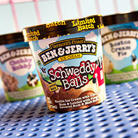 Top 10 Most Rebellious Ben & Jerry's Flavours